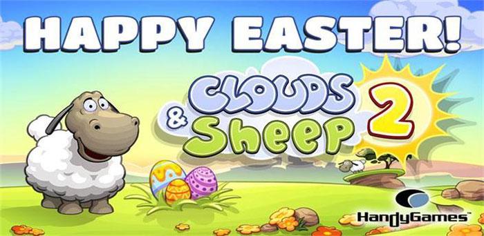 دانلود Clouds & Sheep 2 - بازی ابرها و گوسفندان اندروید + مود + دیتا