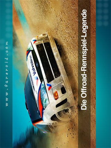 Colin McRae Rally Android - بازی اندروید