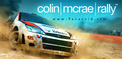 دانلود Colin McRae Rally - بازی مسابقات رالی اچ دی اندروید + دیتا + مود + تریلر