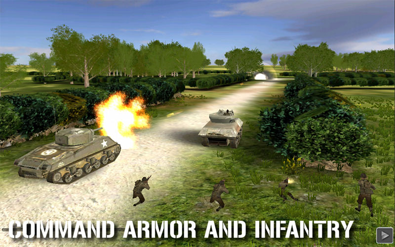 Combat Mission : Touch Android