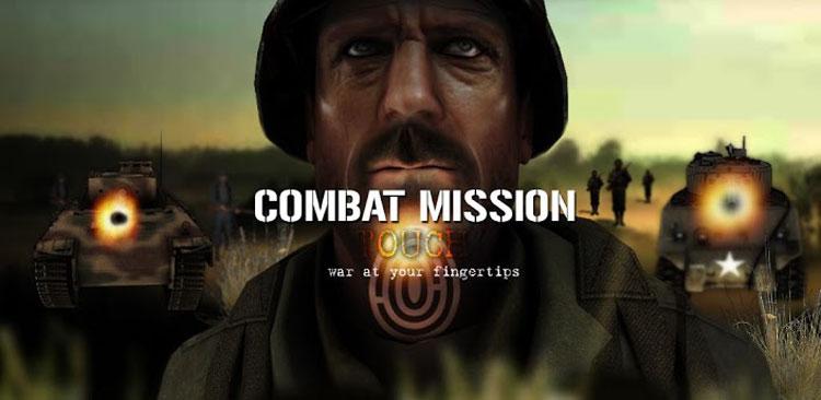 دانلود Combat Mission : Touch - بهترین بازی جنگی اندروید