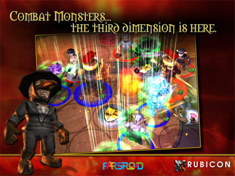 Download Combat Monsters Android APK + OBB - NEW