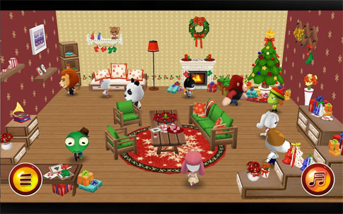 Concert Of Animals Android - بازی جدید اندروید