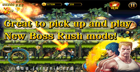 Download Contra: Evolution Android Apk - New Free Google Play