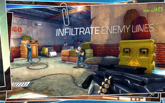 دانلود Contract Killer: Sniper 6.1.1 – بازی تک تیرانداز اندروید + مود + دیتا