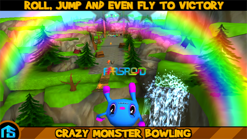 Download Crazy Monster Bowling Android APK - NEW
