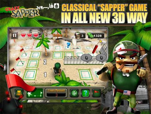 Crazy Sapper 3D Android