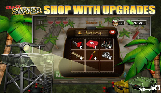 Download Crazy Sapper 3D Android Apk + Mod Money + SD Obb  Google Play