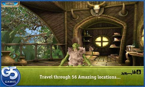 دانلود CrossWorlds: the Flying City 1.2 – بازی ماجراجویی اندروید + دیتا