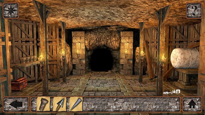 دانلود Cryptic Labyrinth 1.5 – بازی ماجراجویی دخمه مرموز اندروید + دیتا