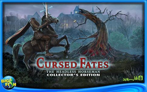 Cursed Fates: Horseman Android - بازی اندروید