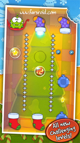 Download Cut the Rope: Holiday Gift Android Apk - New FREE
