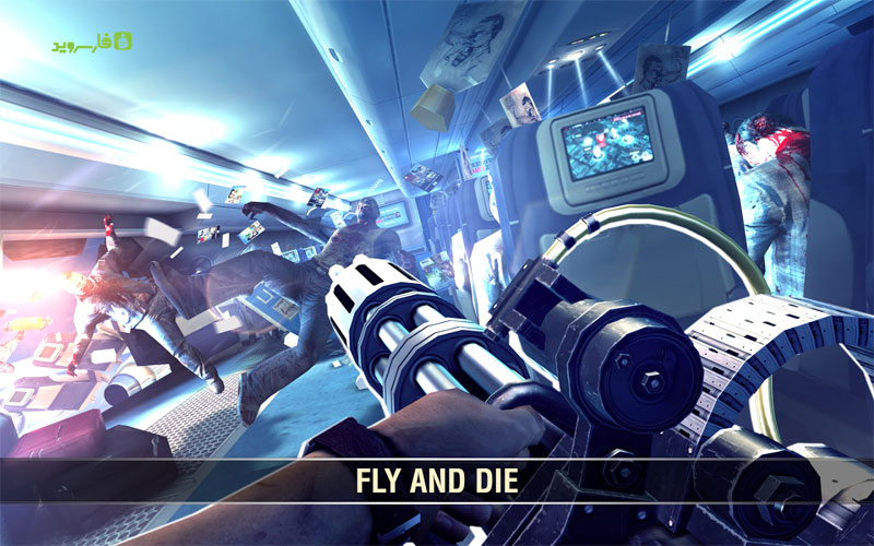 DEAD TRIGGER 2 Android بازی اندروید