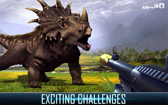 DINO HUNTER: DEADLY SHORES Android