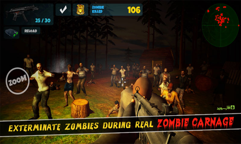 Download Dark Dead Horror Forest 2 Android Apk + Mod - Google Play