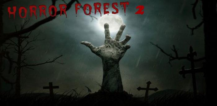 دانلود Dark Dead Horror Forest 2 - بازی اکشن و ترسناک اندروید + مود