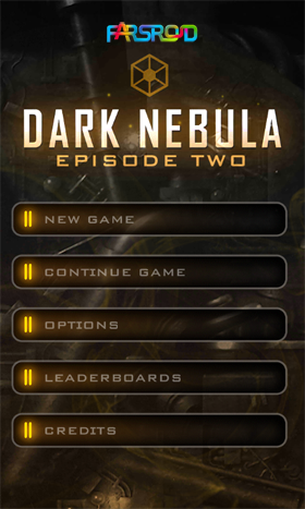 Dark Nebula HD - Episode Two Android بازی اندروید