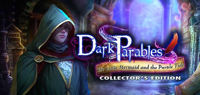 دانلود Dark Parables: Mermaid Full - بازی معمایی پری دریایی اندروید + دیتا