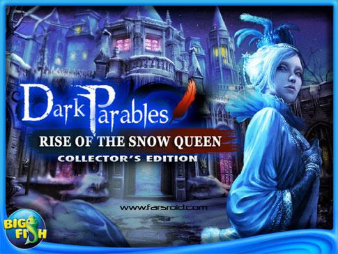دانلود Dark Parables: Snow Queen CE - بازی ظهور ملکه برف اندروید