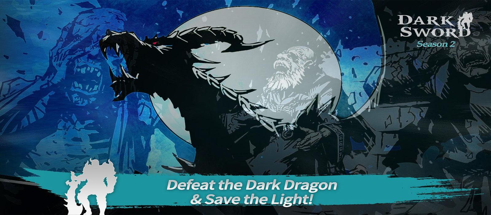دانلود Dark Sword - بازی اکشن کم نظیر تاریکی ابدی اندروید + مود