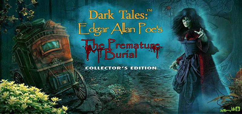 دانلود Dark Tales: Buried Alive - بازی ماجرایی داستان های تیره اندروید + دیتا