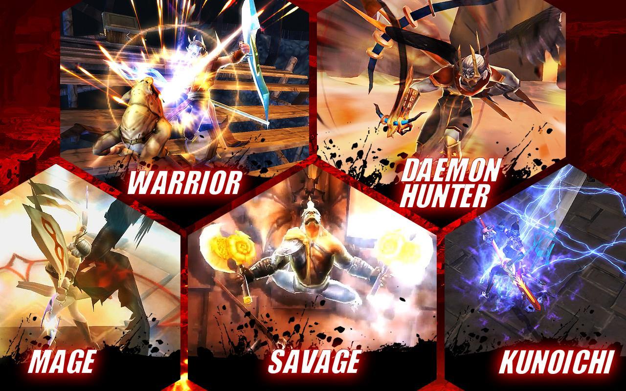 Dark Avenger II: Darkness Reborn Android