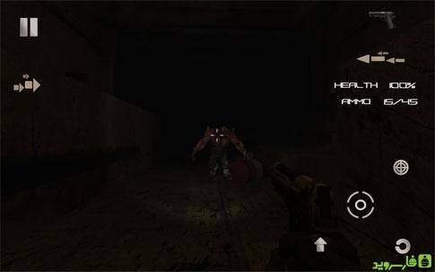 دانلود Dead Bunker 3: On a Surface 1.07 – بازی ترسناک پناهگاه مرده 3 اندروید + دیتا
