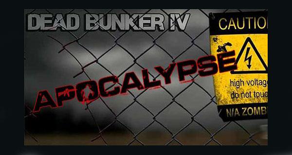 دانلود Dead Bunker 4 Apocalypse - بازی ترسناک اندروید + دیتا