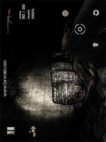 Dead Bunker II Android - بازی جدید اندروید