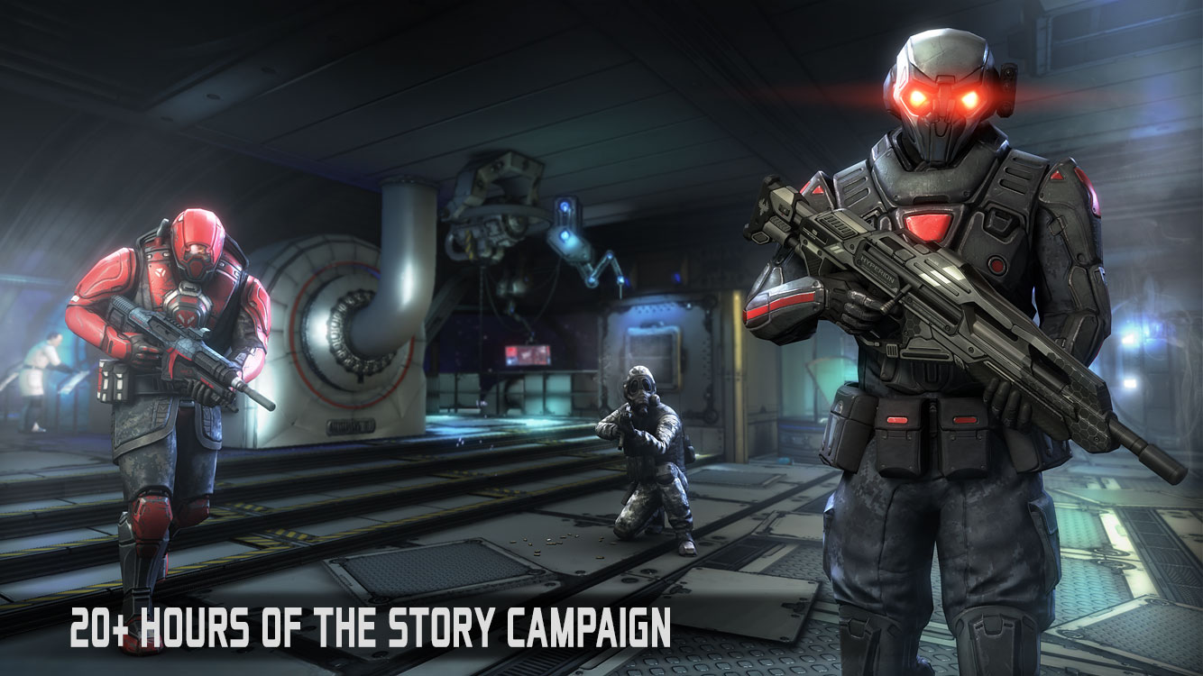 Download Dead Effect 2 Android BadFly Interactive - Apk + Mod + Obb SD - Google Play