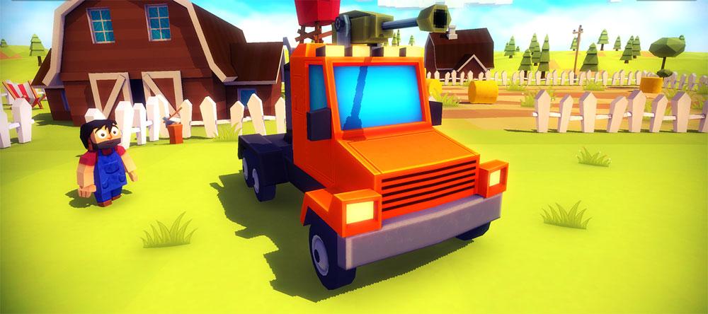 دانلود Dead Venture - بازی ماشین سواری خاص اندروید + مود + دیتا