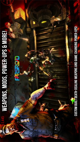 Dead on Arrival 2 Android بازی اندروید