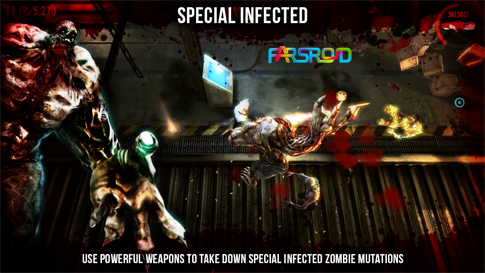 Download Dead on Arrival 2 Android APK + OBB