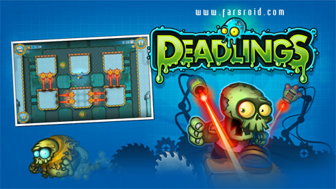 دانلود Deadlings - بازی اکشن و آرکید ددلینگز اندروید + دیتا