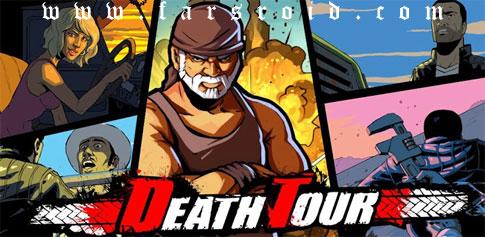 دانلود Death Tour - هیجان برانگیزترین بازی اندروید + فایل دیتا