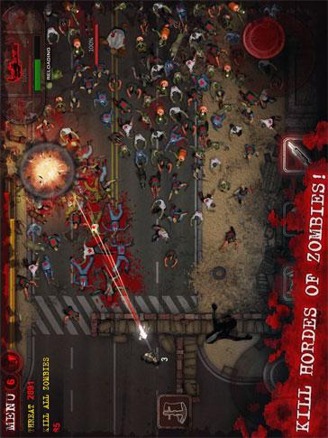Decision 2 Android Game - بازی زامبی اندروید