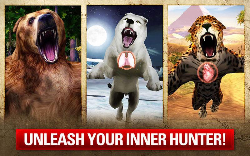 Deer Hunter 2014 Android بازی اندروید
