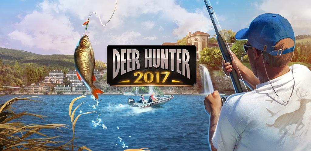 دانلود Deer Hunter 2017 - بازی شکار حیوانات 2017 اندروید + مود