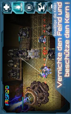 Defense Technica Android بازی اندروید