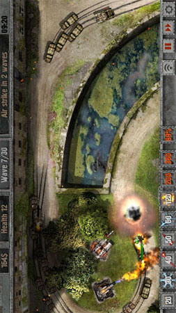 Defense zone 2 HD Android