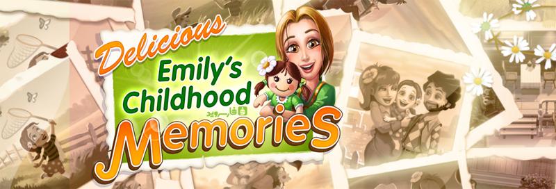 دانلود Delicious - Childhood Memories - بازی پازل خاطرات کوچکی امیلی اندروید + دیتا