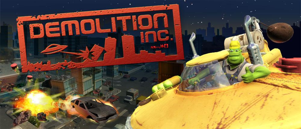 """دانلود Demolition Inc HD - بازی پازل جالب """"خرابکاری"""" اندروید + دیتا"""