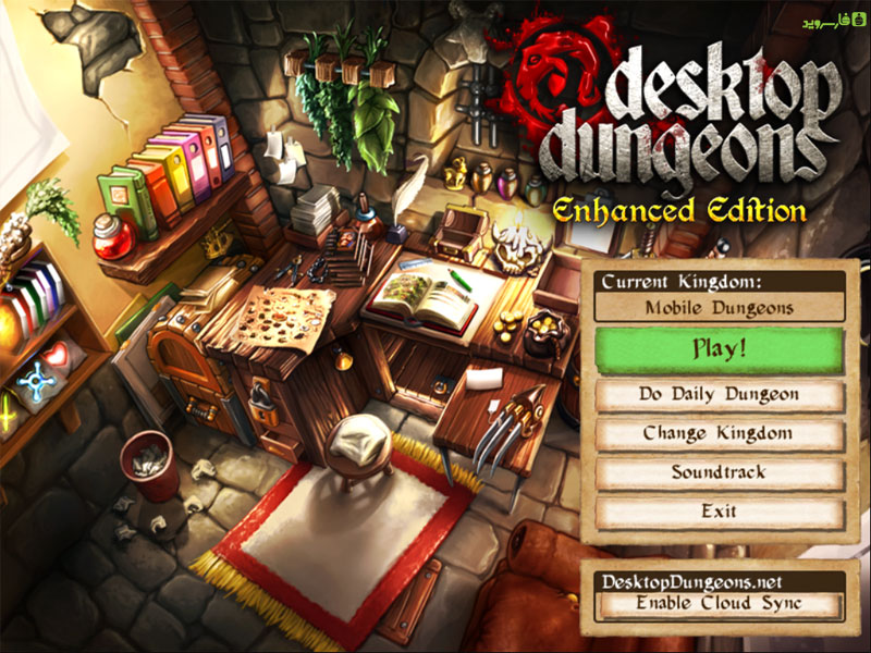 Desktop Dungeons Android