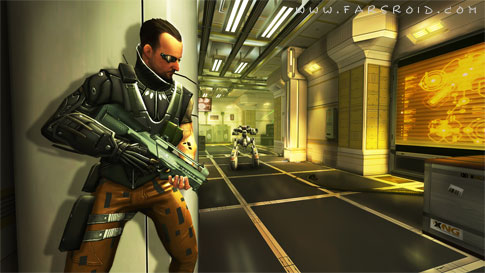 Deus Ex: The Fall Android - بازی اکشن اندروید