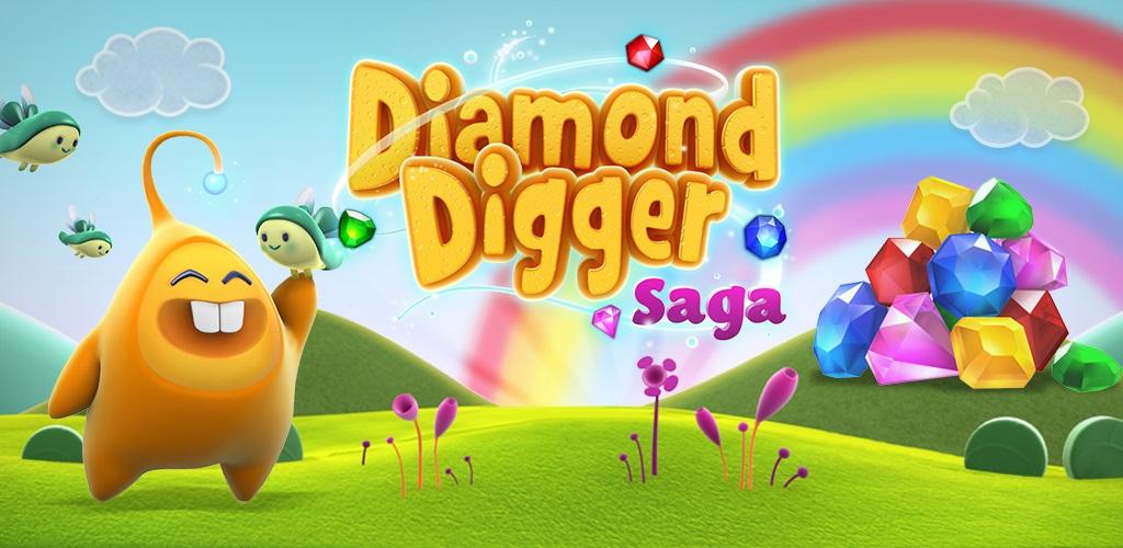 دانلود Diamond Digger Saga - بازی جوینده الماس اندروید!