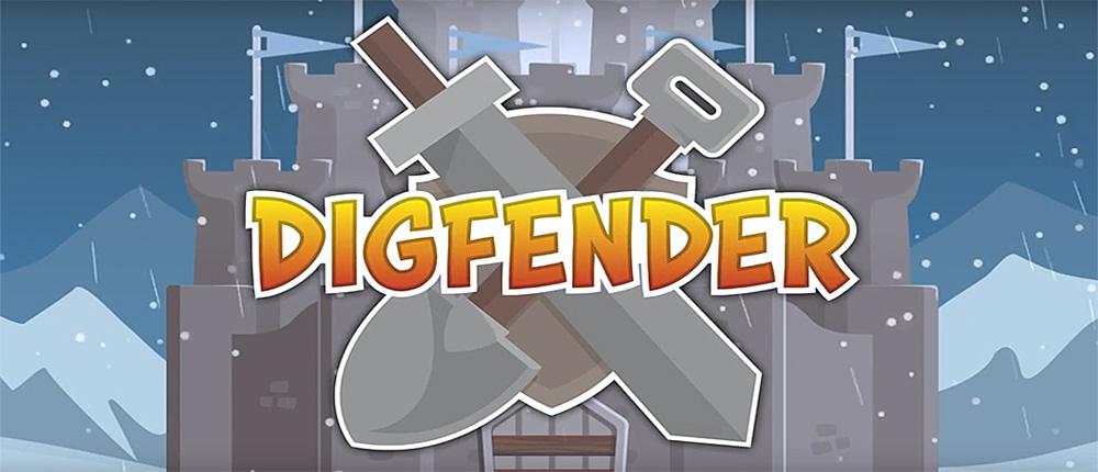 دانلود Digfender - بازی برج دفاعی فوق العاده اندروید + مود