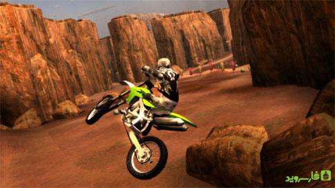 Dirt Rider™ Android - بازی جدید اندروید
