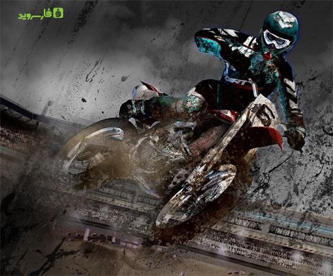 دانلود Dirt Rider - بازی موتوکراس مهیج اندروید + دیتا