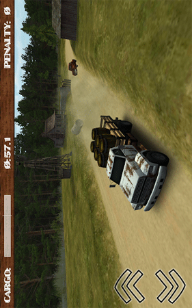 Dirt Road Trucker 3D Android