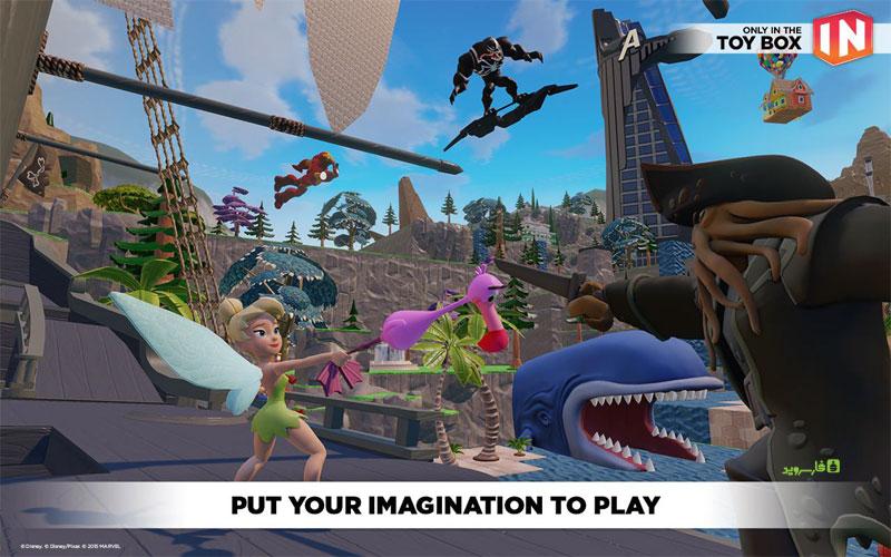 Download Disney Infinity: Toy Box 3.0 Android Apk + Obb SD Disney - Google Play